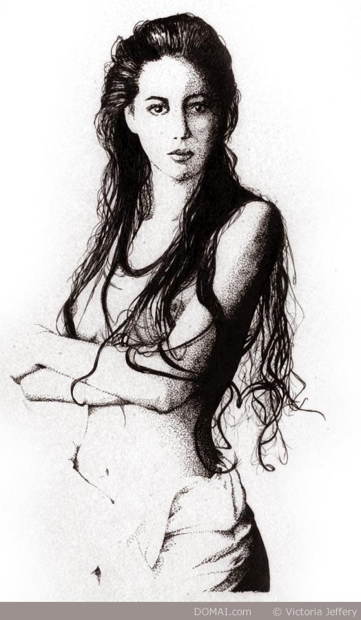 Art work th teen nude #6