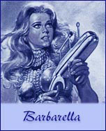 nude teen Barbarella