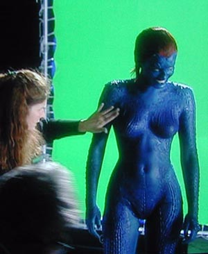 Mystique lawrence nude pics